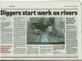 2013 August 20 Diggers start work on rivers.jpg