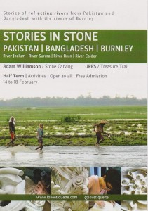Stories in stone flyer